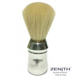 Pennello da barbiere Zenith Manico Alluminio
