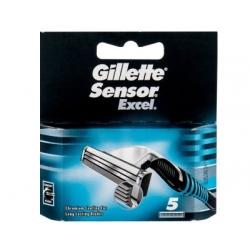Confezione da 5 Lame Gillette Sensor Excel