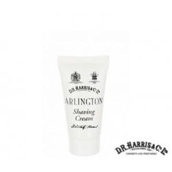 Crema da barba D.R. Harris Arlington 15 ml tubo da Viaggio