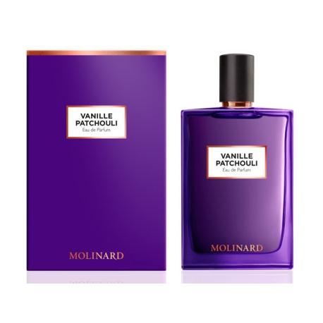 Molinard Vanille Patchouli Eau de Parfum 75 ml