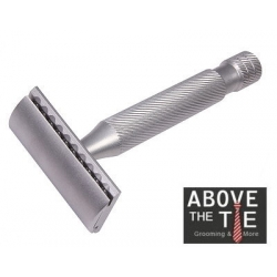 Rasoio di Sicurezza Above The Tie SSM1 Inox DE Safety Razor