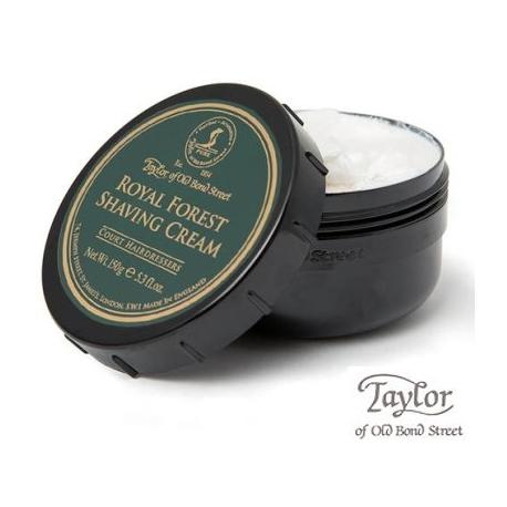Crema  da barba Taylor Royal Forest
