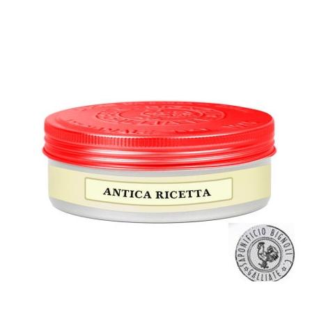 Sapone da Barba in Crema Antica Ricetta Saponificio Bignoli