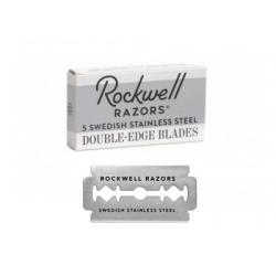 Pacchetto 5 lamette da barba Rockwell Razors