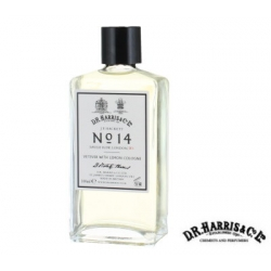 No. 14 Vetiver with Lemon Cologne D.R. Harris 100 ml