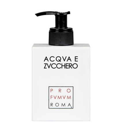 Profumum Roma Acqua e Zucchero Bagno Doccia 250 ml