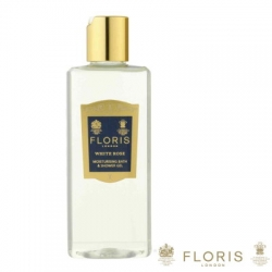 Floris Bath & Shower Gel White rose 250 ml