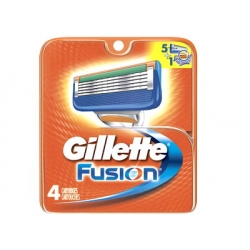 Confezione da 4 Lame Gillette Fusion Made in USA