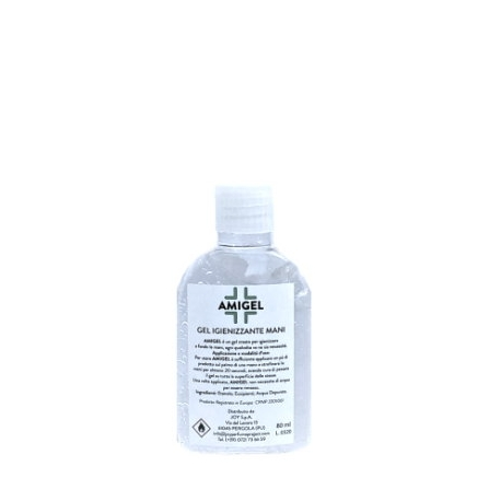 Gel Igienizzante Mani Amigel 80 ml