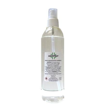 Spray Igienizzante Superfici AMISPRAY 250 ml