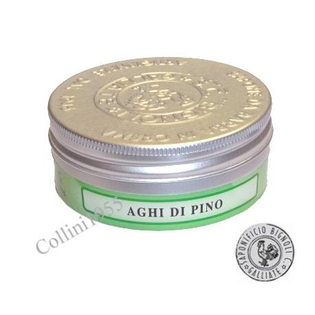 Sapone da Barba in Crema Aghi di Pino Saponificio Bignoli