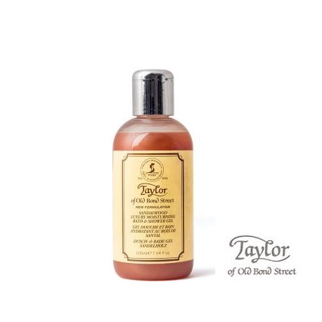 Bath & Shover Gel Sandalo Taylor