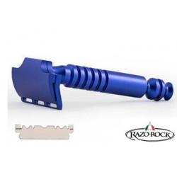 Rasoio di Sicurezza per mezze lame Razorock Eco Hawk Blue