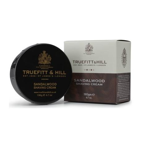 Crema da barba Truefitt & Hill Sandalwood