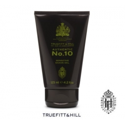 Truefitt & Hill Sensitive Shave Gel 125 ml Authentic No. 10