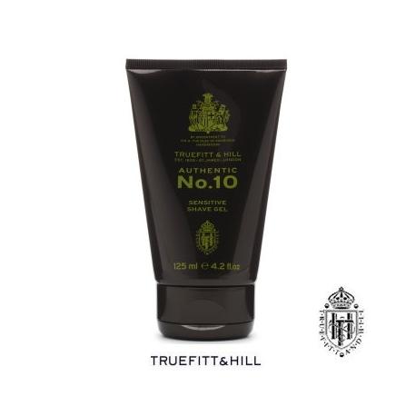 Truefitt & Hill Shave Gel 125 ml Authentic No. 10
