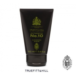 Truefitt & Hill Authentic No. 10 Cleansing Scrub 100 ml