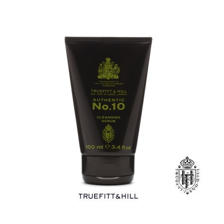 Truefitt & Hill Authentic No. 10 Cleansing Scrub 100 ml
