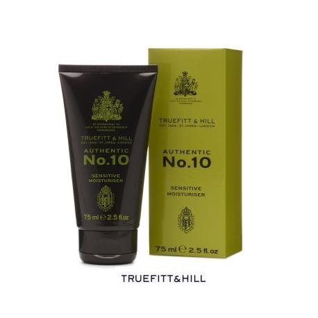 Truefitt & Hill Authentic No. 10 Sensitive Moisturiser