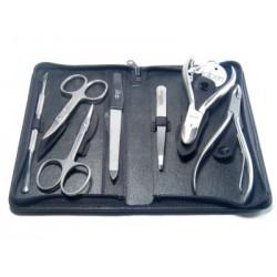 Astuccio manicure inox 6825