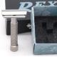 Rasoio di sicurezza DE Rex Envoy acciaio inox