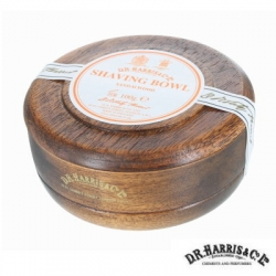 Sapone  da barba in ciotola legno mahogany effect Harris Sandalwood
