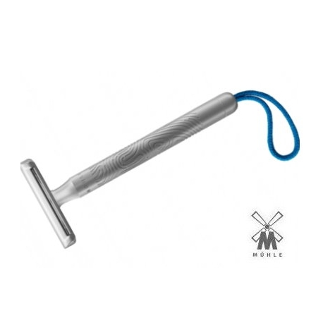 Rasoio di Sicurezza DE Muhle Companion Cordino Blu