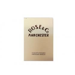 Rose & Co Manchester Confezione 10 Salviette Profumate