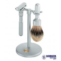 Stand da barba Merkur Futur satinato