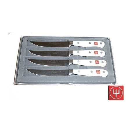 Set 4 coltelli da tavola Wüsthof