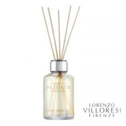 Room Fragrance Teint de Neige con 10 bastoncini in bambù