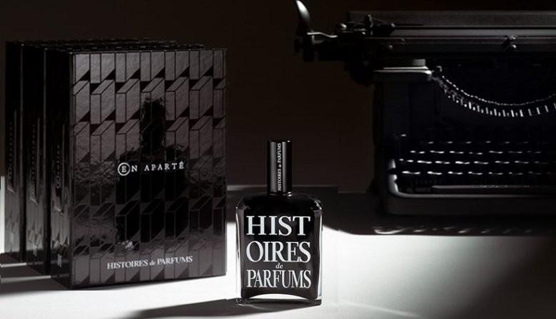 """Histoires de Parfums """"En Aparté Collection"""""""